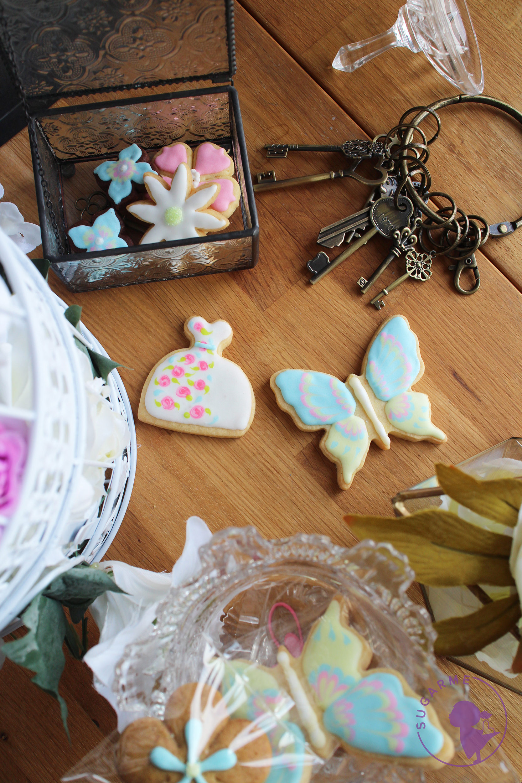 cookies_butterfly