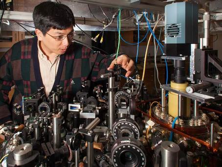Çığır Açan Deneyde Moleküller Tek Kuantum Haline Geldi