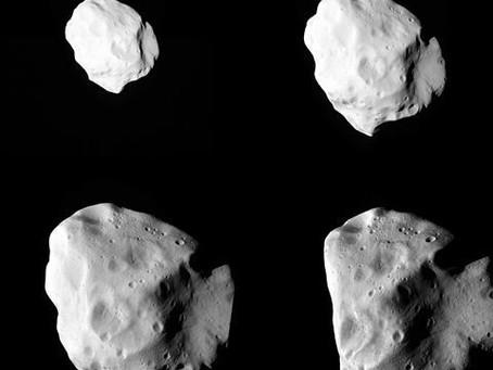 İlk Kez Gerçek Bir Asteroit Üzerinden Alınan Örneklerde Yaşam Unsurları Bulundu