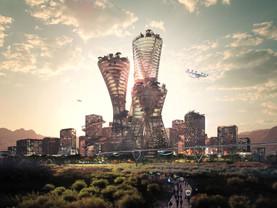 Amerikalı Milyarder Yepyeni Bir Şehir Yaratmak İçin İddialı Bir Plan Yapıyor
