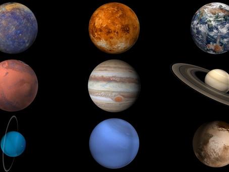 Güneş Sistemi Hakkında Bilmeniz Gereken 10 Şey