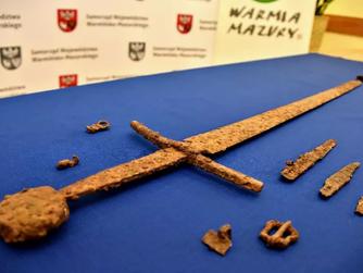 Polonya'da Ortaya Çıkarılan Ortaçağ Kılıcı, Grunwald Savaşı'ndan Olabilir