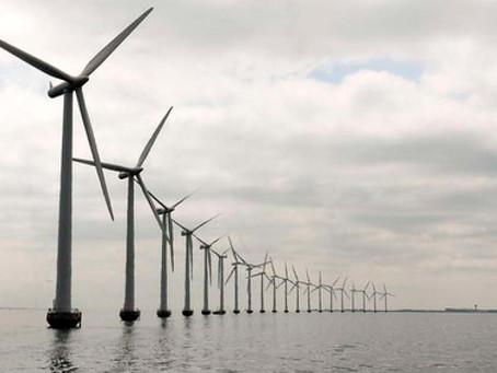 Danimarka Yüzlerce Dev Rüzgar Türbini İçin Dünyanın İlk Yapay Adasını İnşa Edecek