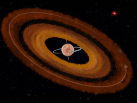 Astrofizikçiler, Geriye Doğru Dönen Nadir Yıldızları Buldular