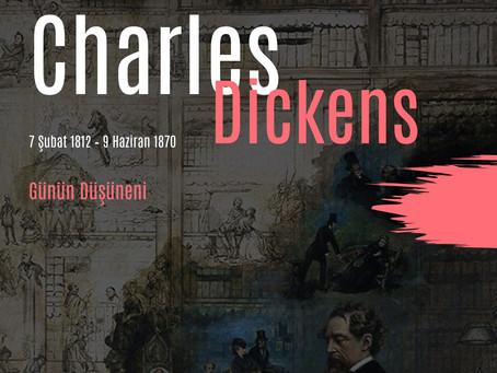 Günün Düşüneni / Charles Dickens