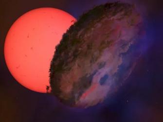 """Galaksimizin Merkezinin Yakınında """"Yanıp Sönen"""" Dev Bir Gizemli Nesne Tespit Edildi"""