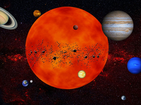 Neden Tüm Gezegenler Yuvarlaktır?