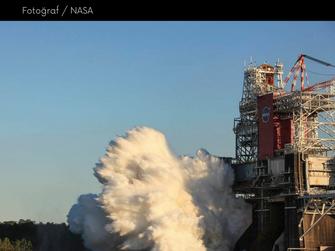 Günün Fotoğrafı / SLS Roket Çekirdeği