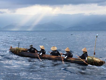 35 Bin Yıl Önce Ryukyu Adalarına Kano İle Seyahat Edilmiş Olabilir