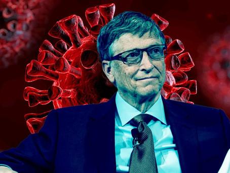 Bill Gates Bir Sonraki Korkunç Virüsün Teröristler Tarafından Tasarlanabileceğini Söyledi
