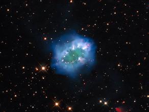 Hubble Büyüleyici Kozmik Bir Kolyeyi Görüyor