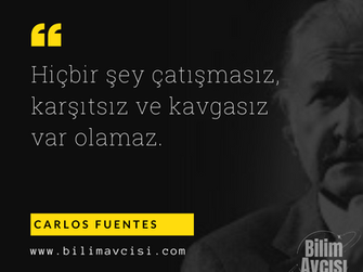 Günün Düşüneni / Carlos Fuentes