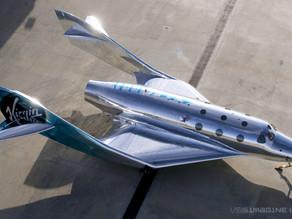 Virgin Galactic Yeni Uzay Gemisini Tanıttı