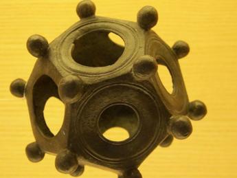 Roma İmparatorluğu'nun Gizemli Dodecahedron'ları
