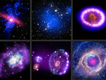 Evren Hiç Bu Kadar Güzel Görünmemişti NASA Kozmik Zevk Hazinesi