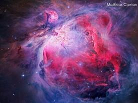M42: Avcı Bulutsusu'nun İçinde / Günün Fotoğrafı