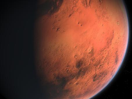 Gizemli Bir 'Yalpalama' Mars'ın Kutuplarını Hareket Ettiriyor