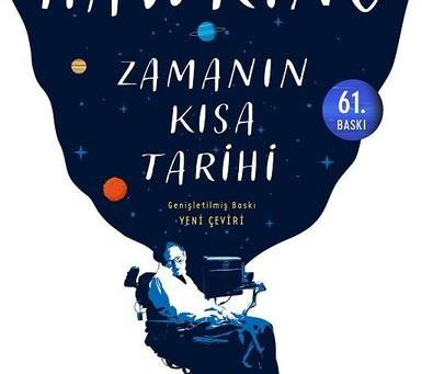 Haftanın Kitabı: Zamanın Kısa Tarihi /  Stephen Hawking