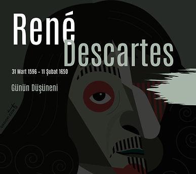 Günün Düşüneni/ René Descartes