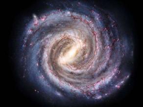 Karanlık Madde, Samanyolu'nun Galaktik Çubuğunun Dönüşünü Yavaşlatıyor