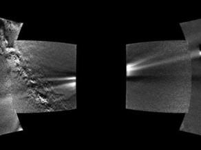 Venüs'ün Rezonans Toz Halkasının Tam Bir Görünümü
