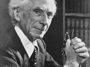 Bertrand Russell / Günün Düşüneni