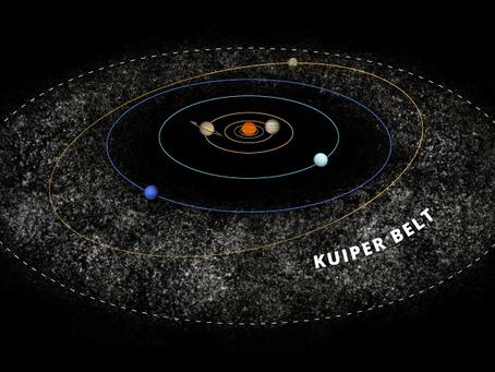 Kuiper Kuşağı Hakkında Bilmeniz Gerekenler
