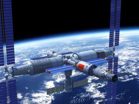Çin, Büyük Uzay İstasyonu'nun İlk Modülünü Başlatmaya Hazır