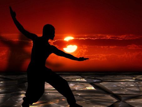 """Hareket Halindeki Meditasyon """"Tai Chi"""" Nedir?"""