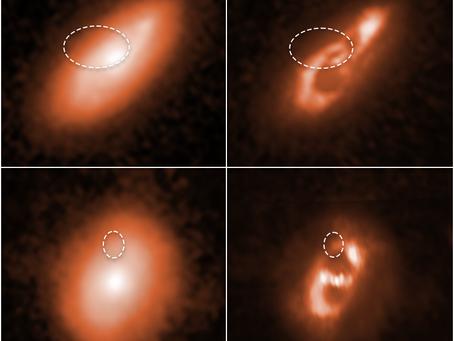 Hubble, Galaksilerine Geri Dönen Beş Hızlı Radyo Patlamasını İzliyor