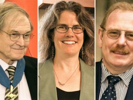 2020 Nobel Fizik Ödülü'nü Kazananlar Açıklandı