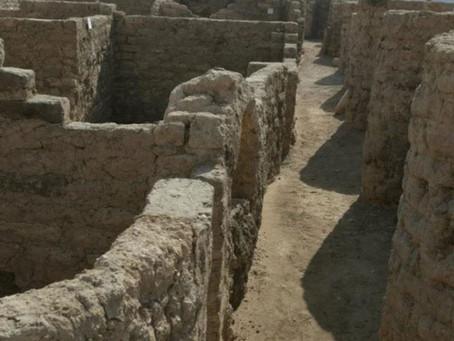 """3000 Yıllık """"Kayıp Altın Şehir'in"""" Hiç Görmediğiniz Kalıntıları"""