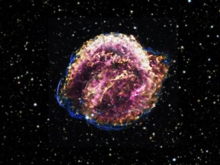 Bir Süpernova Patlaması, 359 Milyon Yıl Önce Kitlesel Bir Yok Oluşa Neden Olmuş Olabilir