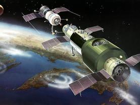İlk 10: En Ağır Uzay Araçları