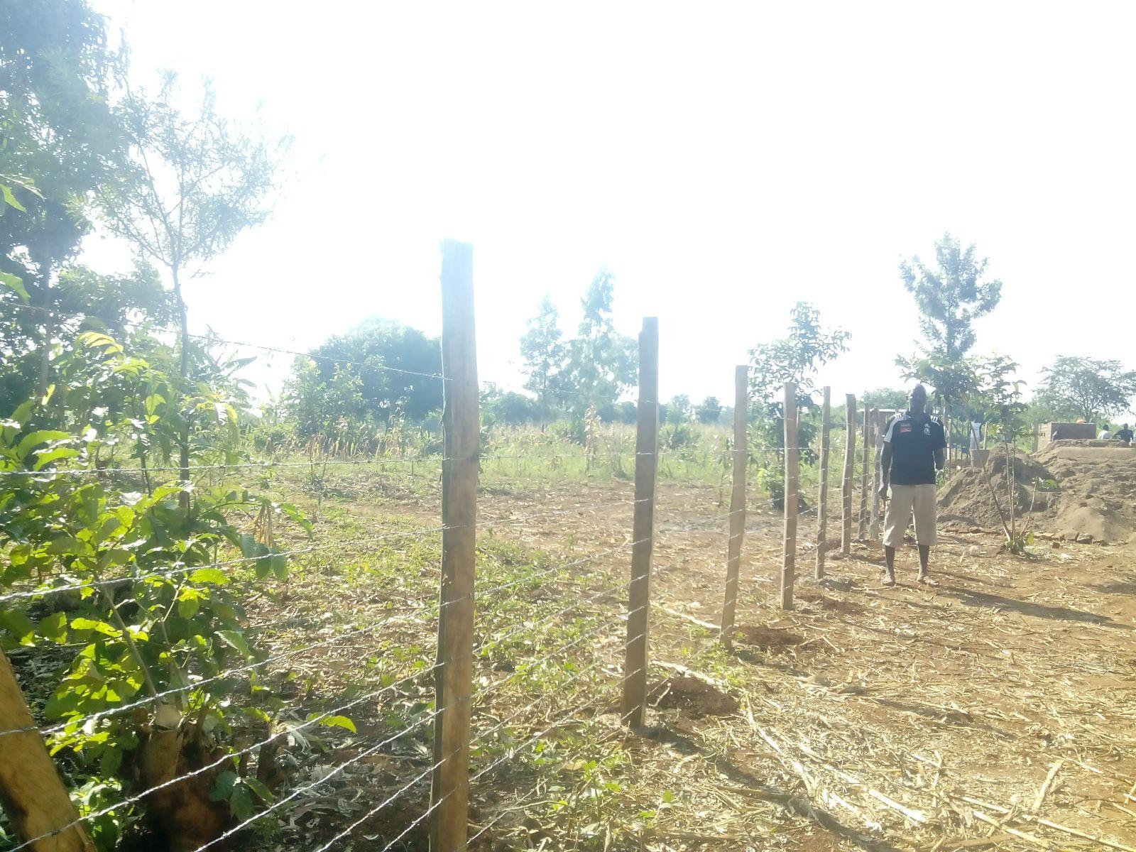 Adding fence