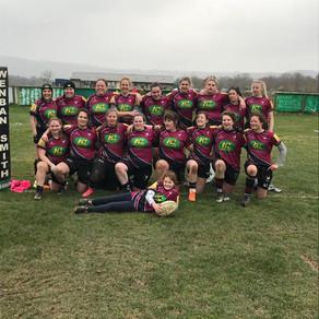 Cranbrook RFC Ladies - Training