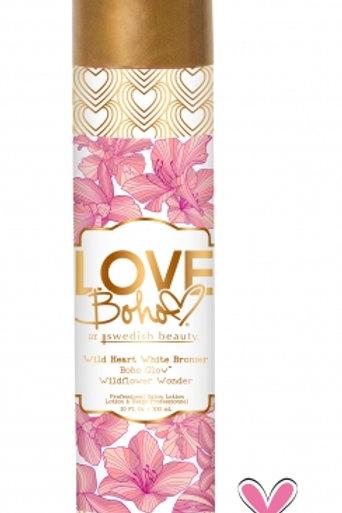 Love Boho Wild Heart White Bronzer