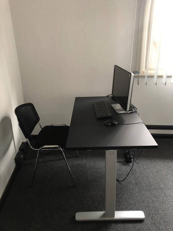 Postazione docente Genova Centro Co working