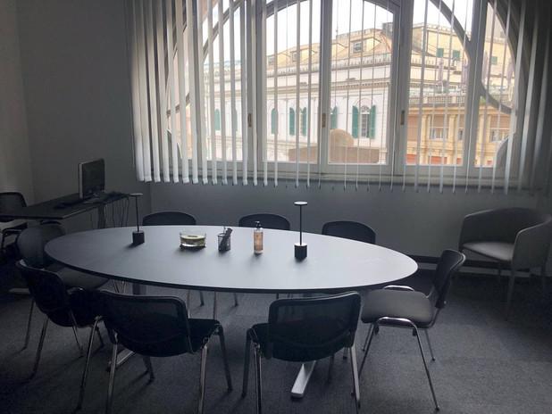 Piccola sala conferenza Genova