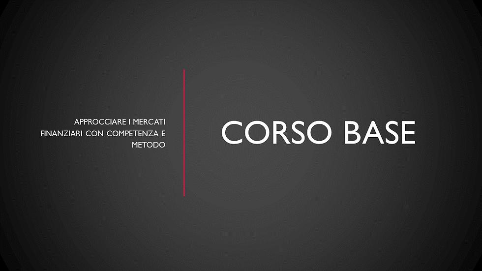 Corso base Dax Lab