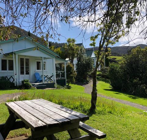 Glenfern cottage next to Fitzroy house