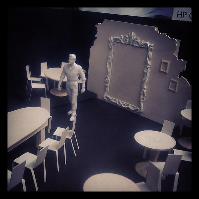 White Card Model - Festen