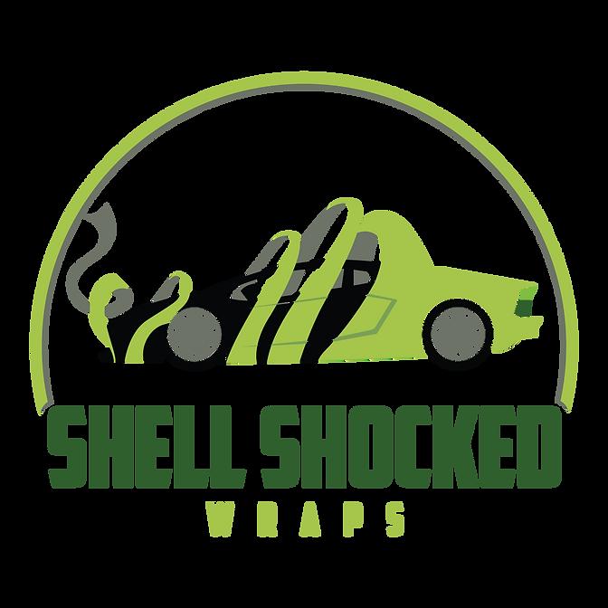 Shell Shocked Wraps Logo