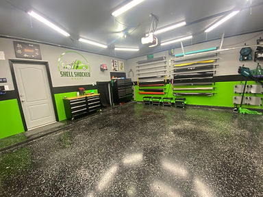 Shell Shocked Wraps Shop in Wylie TX_