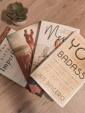 My All-Time Favorite Self Love & Confidence Books