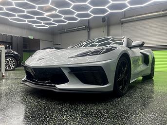 2021 Chevy Corvette PPF install