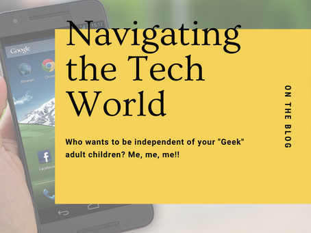 Navigating the Tech World