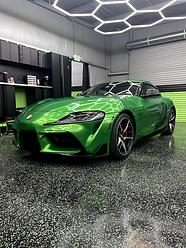 2021 Toyota Supra vinyl wrap full color change.png