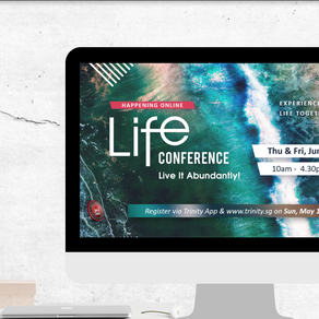The Heart Behind Life Conference