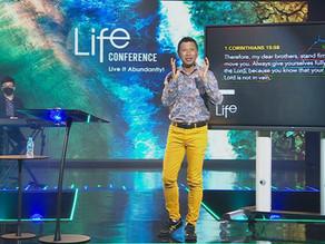 Living an Abundant Life for Christ
